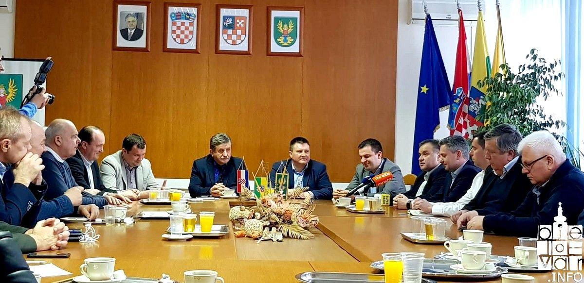 Odluku Vlade o priključenju naše županije Panonskoj regiji pozdravili gradonačelnici i načelnici