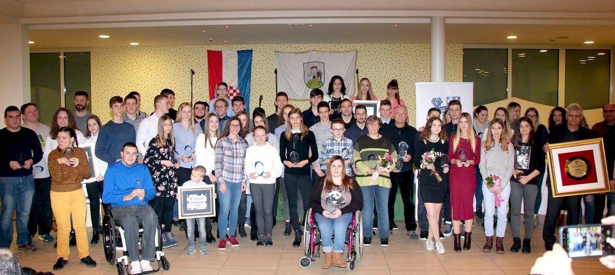 Proglašeni najbolji u sportu Grada Bjelovara u 2018.