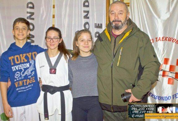 U Zagrebu održano polaganje za majstorske pojaseve: Taekwondo klub Bjelovar bogatiji za još dva nositelja crnog pojasa