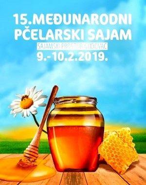 Bjelovarski sajam s certifikatom izvrsnosti godinu započinje medno s 15. Međunarodnim pčelarskim sajmom 9. i 10. veljače, 2019.