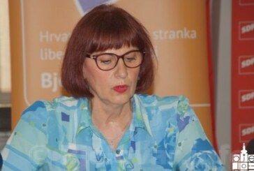 HNS-ova gradska vijećnica Jasna Višnjević reagirala priopćenjem na otvorenost i transparentnost proračuna Grada Bjelovara
