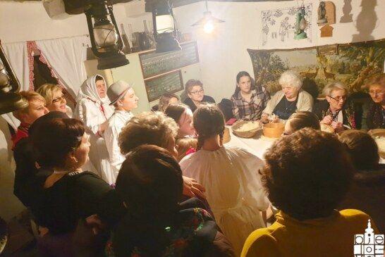 Udruga žena Nova nada Starih Pavljana organizirala tradicionalnu seosku zabavu uz čijanje perja