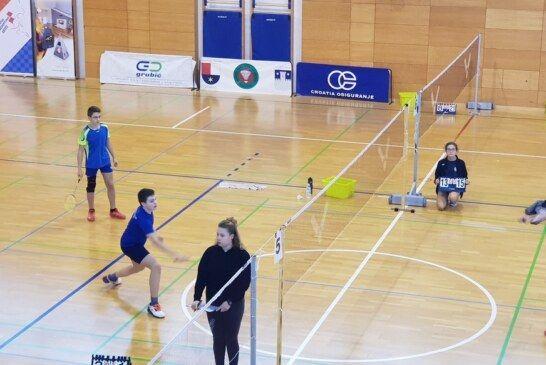 Mladi bjelovarski igrači Badminton kluba u novoj natjecateljskoj sezoni