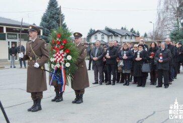 Obilježena godišnjica ukopa branitelja poginulih u Kusonjama 1991.