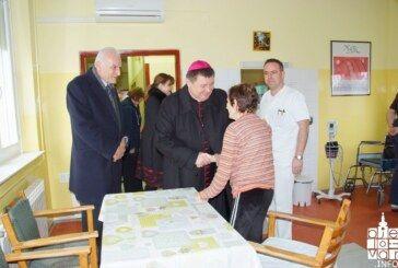 Svjetski dan bolesnika obilježen svetom misom i posjeti Odjelu psihijatrije OB Bjelovar