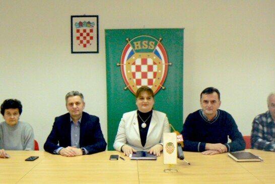 Bjelovarski HSS o rezultatima izbora za mjesne odbore i svrstavanju županije u Panonsku regiju