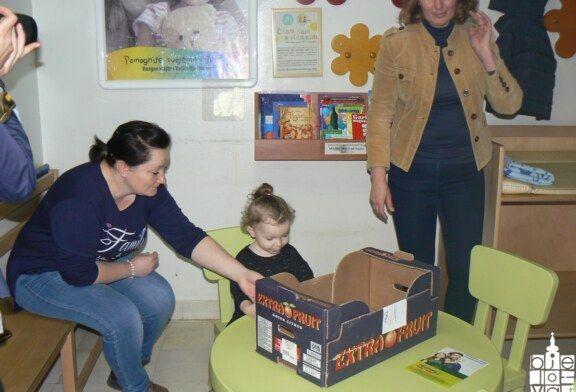 Slikovnice bjelovarske Dječje knjižnice obogatile čekaonice na Odjelu pedijatrije