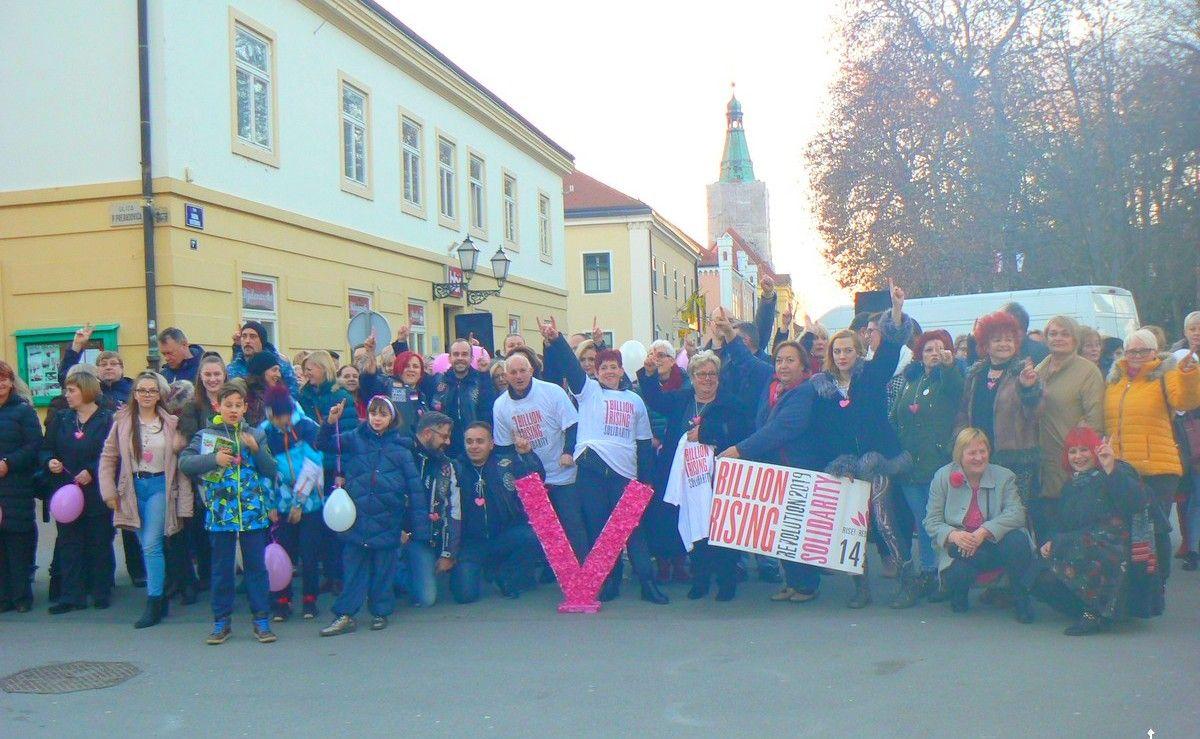 U Bjelovaru kampanja Milijarda ustaje pokazala veliko zajedništvo