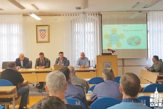 Predstavljena studija PROMETNE RENESANSE u Bjelovaru