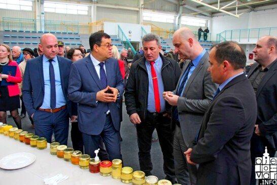 Ministar poljoprivrede Tomislav Tolušić otvorio 15. Međunarodni pčelarski sajam u Gudovcu