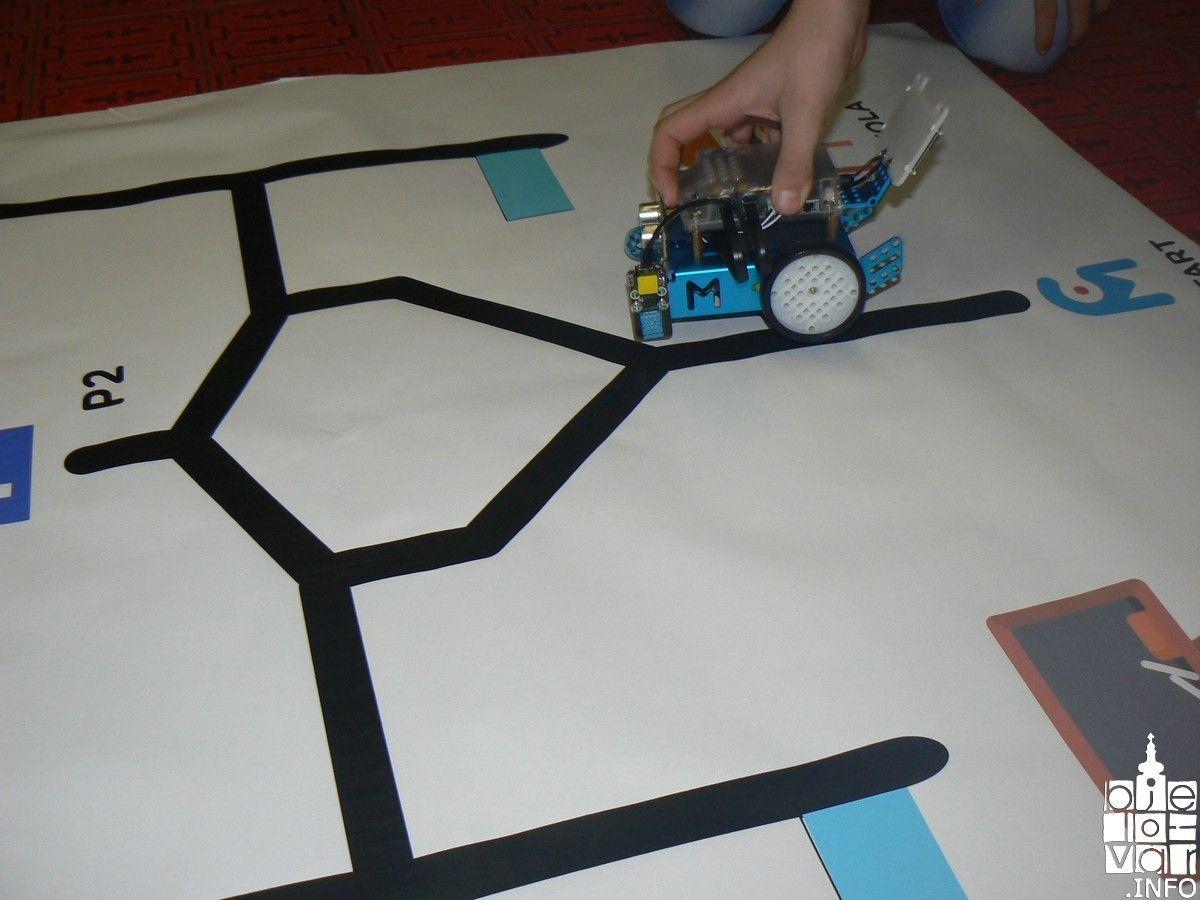 IV. osnovna škola bila je domaćin natjecanja u robotici za osnovnoškolce s područja županije