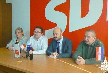 SDP-ovci pozivaju Bandića da dođe brati vrganje na Bilogori, a ne da skuplja žetončiće i zapošljava svoje ljude po gradovima