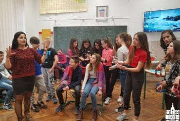 Dan vrijednosti i Turska kultura u II. Osnovnoj školi Bjelovar