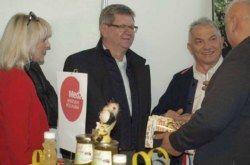 Mirando Mrsić obišao Pčelarski sajam u Gudovcu: ovo je budućnost naše države