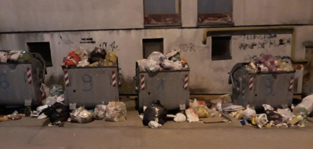 Bjelovarom se širi pošast zvana smeće
