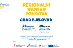 BESPLATNA EDUKACIJA o korištenju fondova Europske unije u Bjelovaru