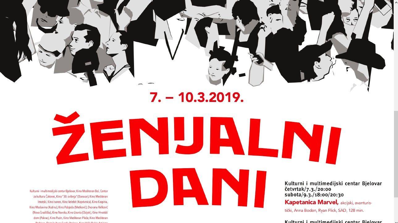 Bjelovarsko kino: četiri filmska dana posvećena ženama