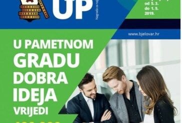 Grad Bjelovar: Poziv za sudjelovanje – dodjela nagrade za najbolji Startup 2019.