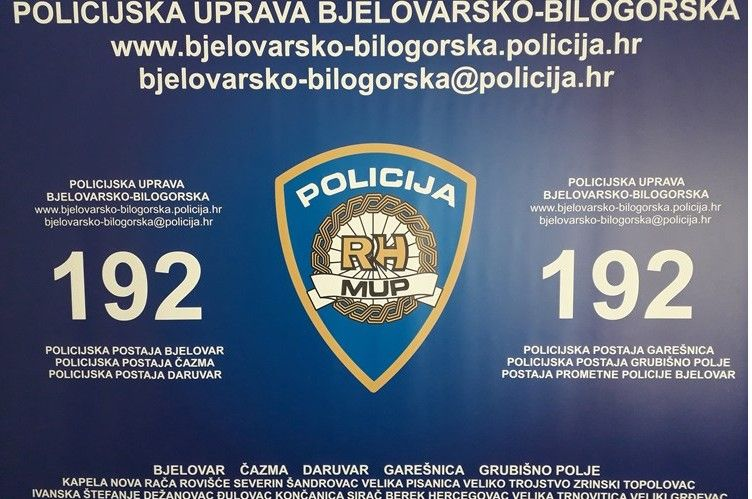 Policijska uprava bjelovarsko-bilogorska: novi oblici kaznenih djela