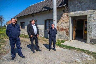 Grad Čazma: kreće rekonstrukcija vatrogasnog doma u Dapcima vrijedna 265 tisuća kuna