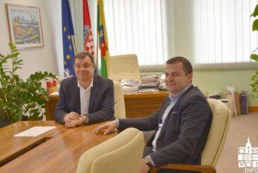 Župan Bajs i gradonačelnik Hrebak zajedno u rješavanju projekta Studentskog doma u Bjelovaru