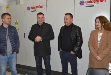 """Kogeneracijsko postrojenje na drvnu biomasu """"Bio energana Bjelovar"""" počela s radom i zapošljavanjem novih djelatnika"""