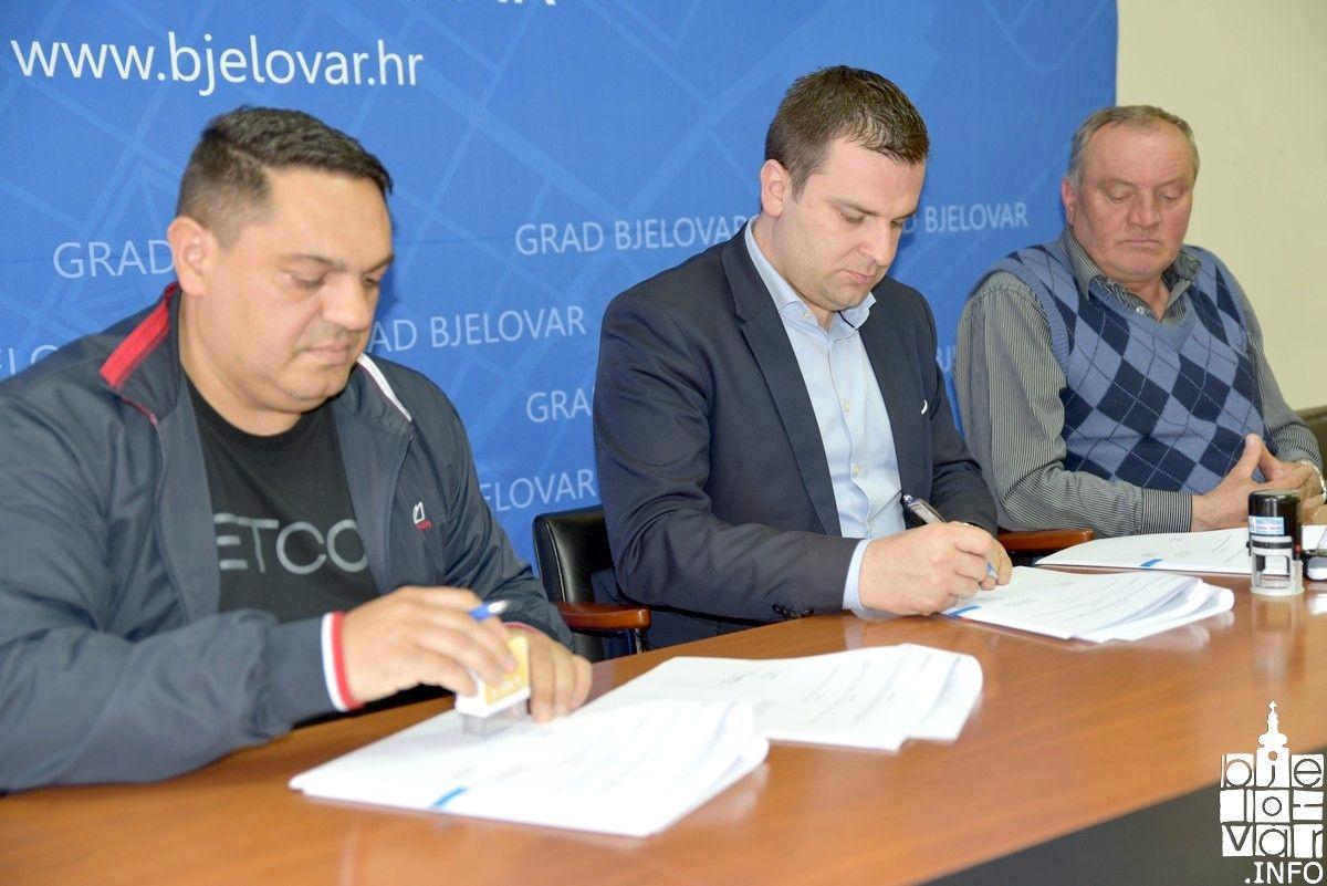 Grad Bjelovar nastavlja s projektima energetske obnove zgrada čiji su izvođači bjelovarski građevinari