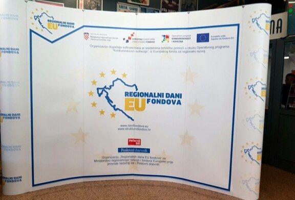 U Bjelovaru održane besplatne edukacije o korištenju EU fondova – iste najavljene u sklopu Proljetnog sajma u Gudovcu