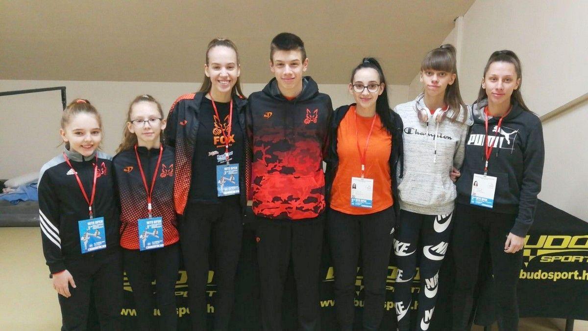 Bjelovarski foksići na međunarodnom turniru u Bugarskoj