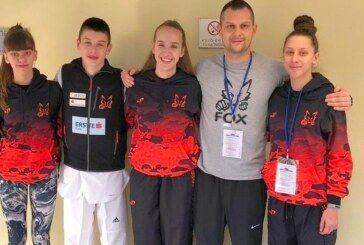 Taekwondo klub FOX na natjecanju u Grčkoj osigurao ulazak u Hrvatsku nacionalnu vrstu te odlazak na prvenstvo Europe