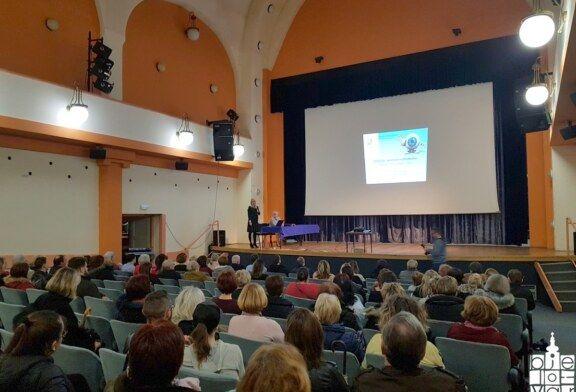 Odlično predavanje dr. Košćak Čale: glaukom je bolest propadanja vidnog živca i drugi je uzrok sljepoće u svijetu