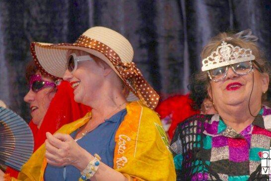 Maskenbalska fešta uz obilje smijeha i glazbe u organizaciji HORKUD-a Golub