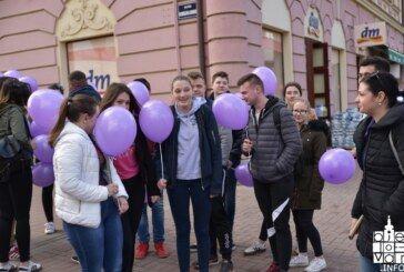 Ljubičasti dan u Bjelovaru: Dan podrške osobama s epilepsijom od koje boluje 40 tisuća građana u Hrvatskoj