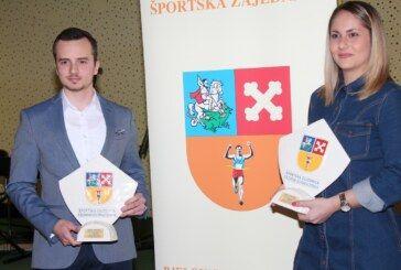 Najbolji sportaš i sportašica Bjelovarsko-bilogorske županije: Miran Maričić i Ivana Dragišić