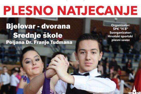 Plesni događaj godine u Bjelovaru 23. ožujka 2019.