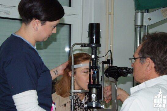 U Bjelovaru započeo TJEDAN OFTALMOLOGIJE: besplatno mjerenje očnog tlaka i niz događanja