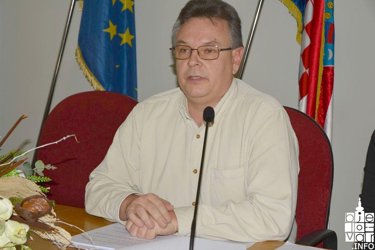 Mario Preskočil izabran za novog predsjednika Županijske skupštine BBŽ-a