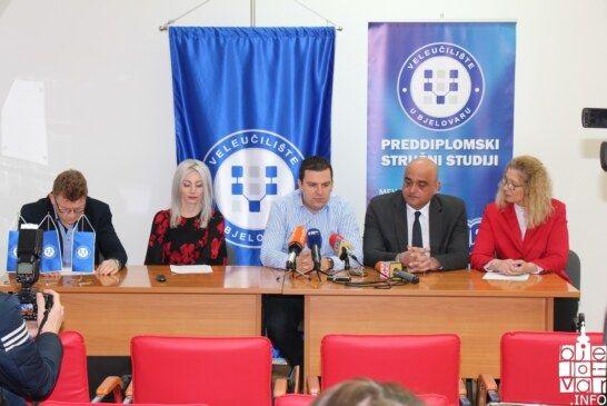 Veleučilište u Bjelovaru uspješno apliciralo projekt i povuklo oko 3 milijuna kuna