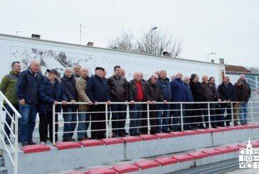 Okupila se zlatna generacija bjelovarskih rukometaša povodom 64. obljetnice