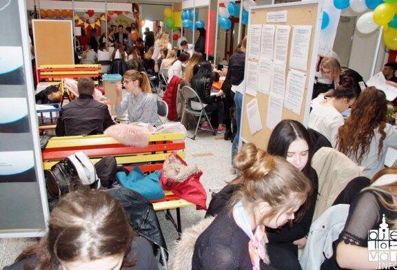 Tražilo se mjesto više na 12. Međužupanijskom sajmu vježbeničkih tvrtki u Bjelovaru