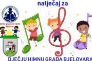 Natječaj za dječju himnu grada Bjelovara