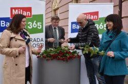 Povodom Dana žena Bjelovarčankama stigle ruže i od stranke Bandić Milan 365