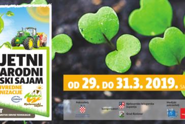 Pred nama je 22. Proljetni međunarodni bjelovarski sajam i 4. Drvni svijet