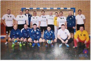 Veterani RK Bjelovar u prijateljskoj utakmici u Novom Sadu osvojili drugo mjesto
