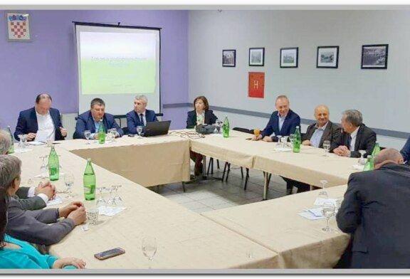 Ponovno se sastali načelnici i gradonačelnici BBŽ-a na inicijativu saborskog zastupnika Mire Totgergelija