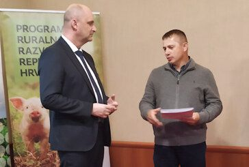 Preko 7 milijuna kuna iz Programa ruralnog razvoja dobio je OPG Agro Puškarić iz Kaniške Ive