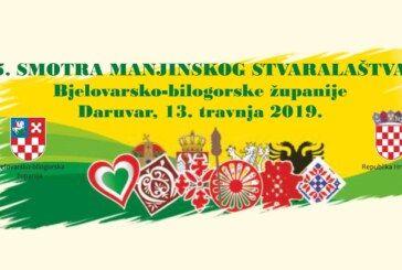 Uskoro 5. Smotra manjinskog stvaralaštva: bogata gastro ponuda i kulturno umjetnički program