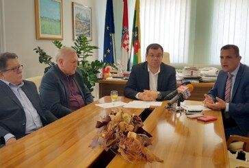 Dvojica župana Bajs i Posavec: naše Županije imaju velike sličnosti, interesa i razloga za suradnju