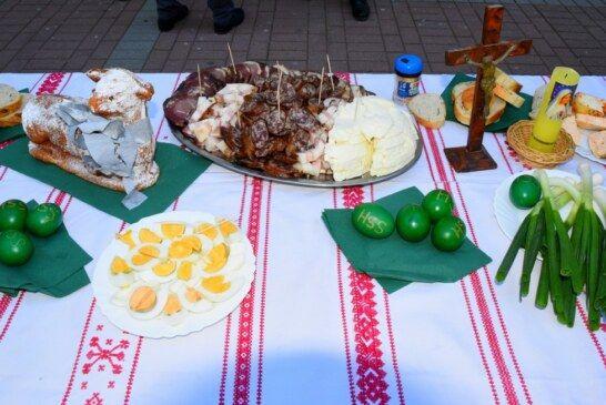 Bjelovarski HSS upriličio tradicionalni uskrsni običaj bilogorskog kraja