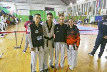 Članovi taekwondo kluba Fox nastupili na Seniorskom prvenstvu Hrvatske